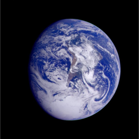 Earth by NASA
