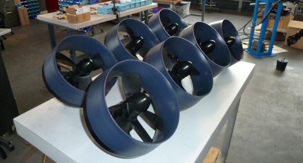 sub propellers